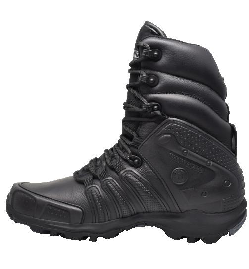 Botas 2214 Black Leather